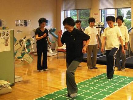 わくわく体操教室  運動強度★☆☆☆