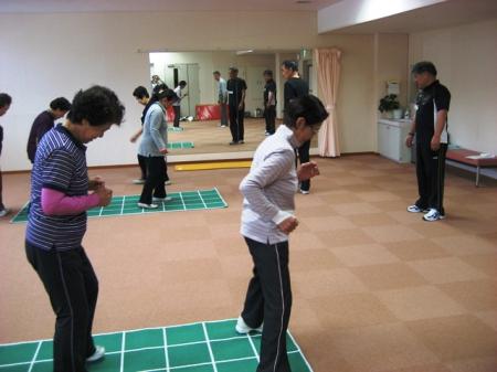 元気づくり実践教室  運動強度★☆☆☆